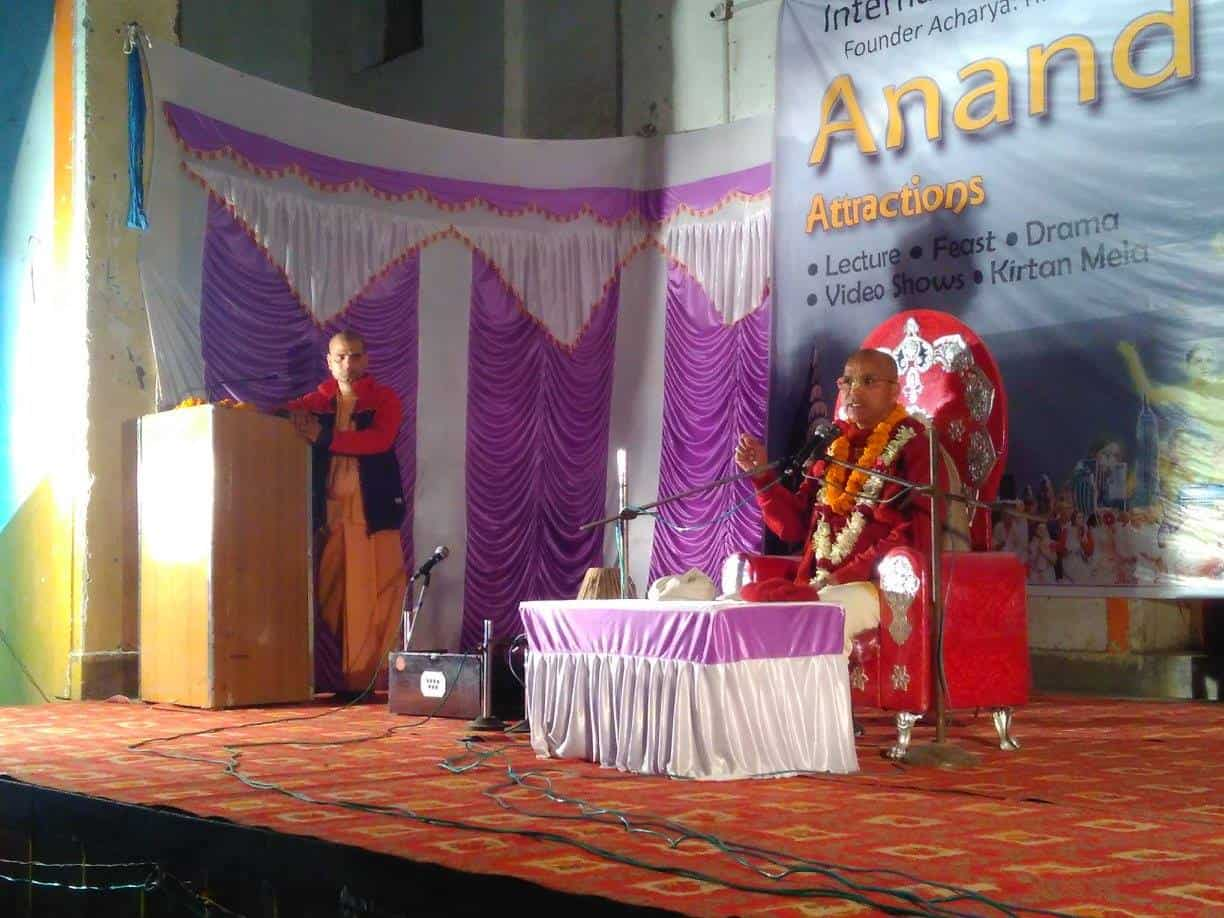Anand Utsav On 13th Evening at Dharm Sabha Bhawan, Gaya
